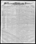Mount Vernon Democratic Banner June 29, 1858