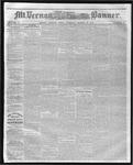 Mount Vernon Democratic Banner March 30, 1858