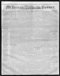 Mount Vernon Democratic Banner March 16, 1858