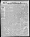 Mount Vernon Democratic Banner November 2, 1858