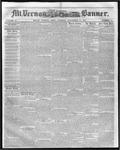 Mount Vernon Democratic Banner November 23, 1858