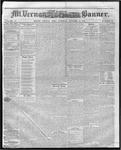 Mount Vernon Democratic Banner October 12, 1858