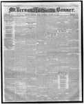 Mount Vernon Democratic Banner March 22, 1859