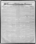 Mount Vernon Democratic Banner November 1, 1859