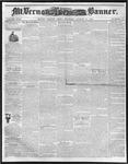 Mount Vernon Democratic Banner August 21, 1860