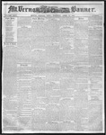 Mount Vernon Democratic Banner August 7, 1860