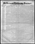 Mount Vernon Democratic Banner April 17, 1860