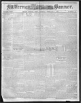 Mount Vernon Democratic Banner February 7, 1860