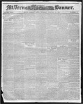 Mount Vernon Democratic Banner January 31, 1860