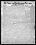 Mount Vernon Democratic Banner January 3, 1860