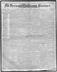 Mount Vernon Democratic Banner June 12, 1860