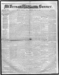 Mount Vernon Democratic Banner May 29, 1860