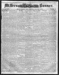 Mount Vernon Democratic Banner January 22, 1861
