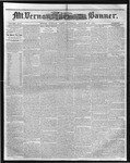 Mount Vernon Democratic Banner August 27, 1861