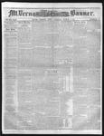 Mount Vernon Democratic Banner March 5, 1861