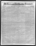 Mount Vernon Democratic Banner March 12, 1861