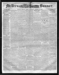 Mount Vernon Democratic Banner October 29, 1861