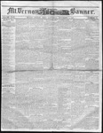 Mount Vernon Democratic Banner November 1, 1862