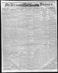 Mount Vernon Democratic Banner September 23, 1862