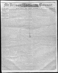 Mount Vernon Democratic Banner September 30, 1862