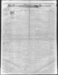 Mount Vernon Democratic Banner March 14, 1868