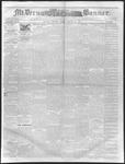 Mount Vernon Democratic Banner March 28, 1868