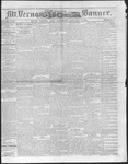 Mount Vernon Democratic Banner January 11, 1868