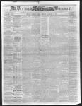 Mount Vernon Democratic Banner August 28, 1868