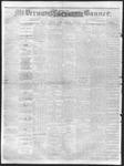 Mount Vernon Democratic Banner October 9, 1868
