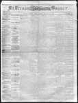 Mount Vernon Democratic Banner October 23, 1868