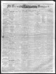 Mount Vernon Democratic Banner September 25, 1868