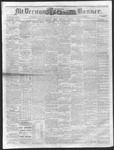 Mount Vernon Democratic Banner August 7, 1868