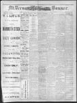 Mount Vernon Democratic Banner October 14, 1870