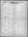 Mount Vernon Democratic Banner April 25, 1873