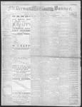 Mount Vernon Democratic Banner August 8, 1873