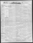 Mount Vernon Democratic Banner July 16, 1875