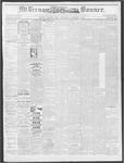 Mount Vernon Democratic Banner October 2, 1884