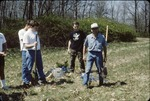 Tree Planting 4/23/90