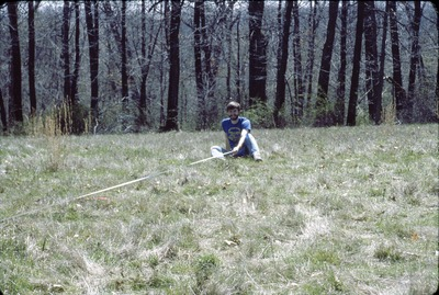 Tree Planting Bill Richardson
