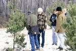 KCES Brol 29 Measuring Pines Melissa Holman, Ian Schwab, Marjorie Ross, Don Auer