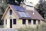 Photovoltaics-Outbuilding