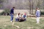 Garden-Inese Sharp, Pat, Ruth Woehr, Molly Butler