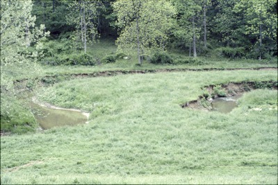 Coshocton Co. Oxbow Meanders