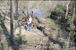 BFEC Kokosing River: Pat on bank