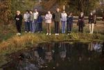 BFEC Tour group at Ponds