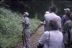 KCES-Bird song walk-Tim Schutt and Group