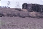 Prarie, view up hill