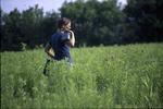 BFEC Prarie: Pat stalking butterflies