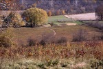 Fall view from Hill-KCES visitor center and new ponds