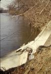 Kokosing River Water treatment outflow, Mt. Vernon, Ohio